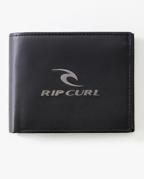 Corpowatu RFID 2 In 1 Wallet - Black