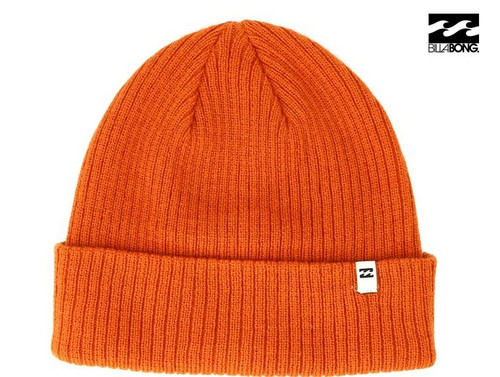 Arcade Beanie - Burnt Orange