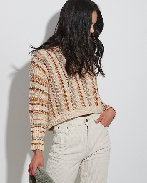 Easy Going Sweater - Sand