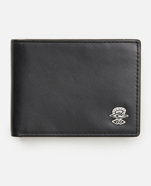 Icon's RFID All Day Wallet - Black