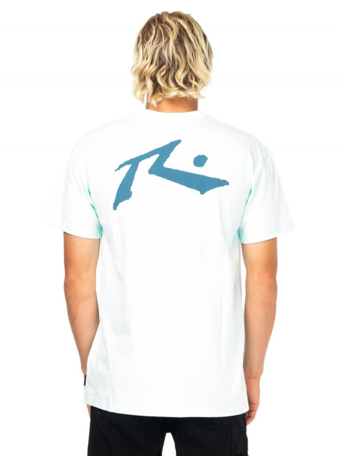 Competition Short Sleeve Tee Boys - Blue Glass