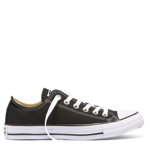 Chuck Taylor All Star Classic Colour Low Top - Black