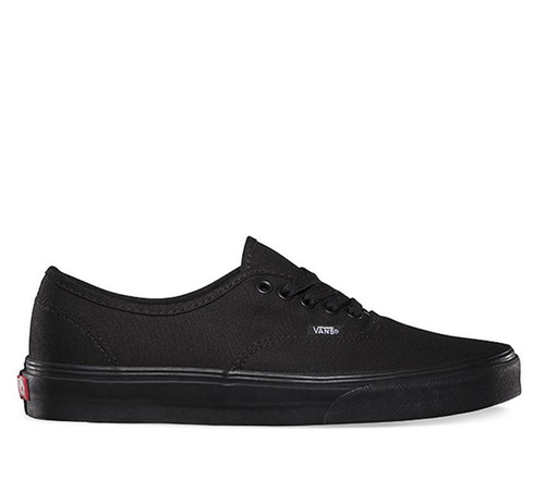 Authentic- Black/Black