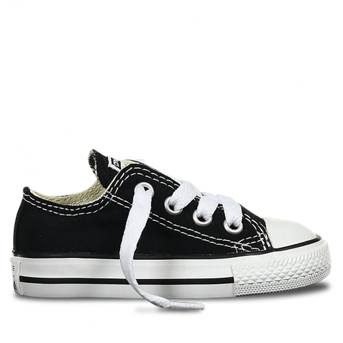 Chuck Taylor All Star Toddler Low Top - Black