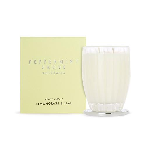 Lemongrass & Lime 350g Candle