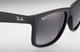 Justin Classic Polarised Sunglasses - Matte Black