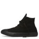 Chuck Taylor All Star Classic Colour Junior High Top - Black