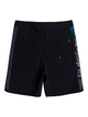 "Quiksilver Boys 8-16 Highline Arch Rave Wave 15""Boardshort - Black"