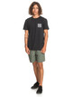 Quiksilver Mens Seasick Dream T Shirt - Black