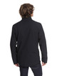 Mens Footy Water Repellent Jacket - Black