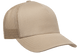 5-Panel Retro Trucker Cap - Khaki