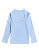 Girls 2-7 Beach Classics Long Sleeve UPF 50 Rash Vest - Placid Blue