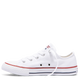 Converse Chuck Taylor All Star Junior Low Top - White