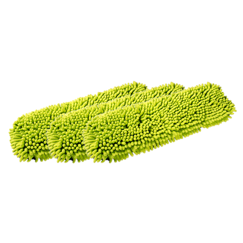 Green Microfiber Chenille Pad Special Microfiber pads
