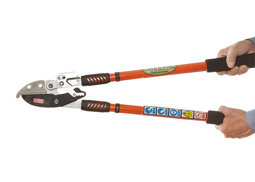 T1  Telescopic Twist Handle Ratchet Loppers