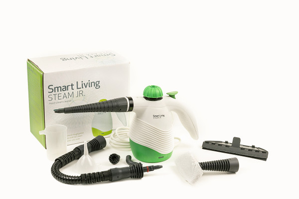 Get a cleaner steamer with the Smart Steamer Jr