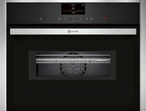 Neff Compact Oven with Microwave C17MS32N0B