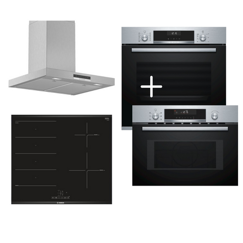 Bosch Essentials Cooking Appliance Package