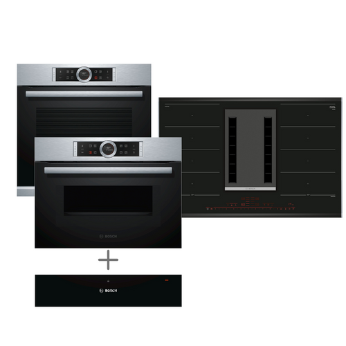 Bosch Premium Cooking Appliance Package