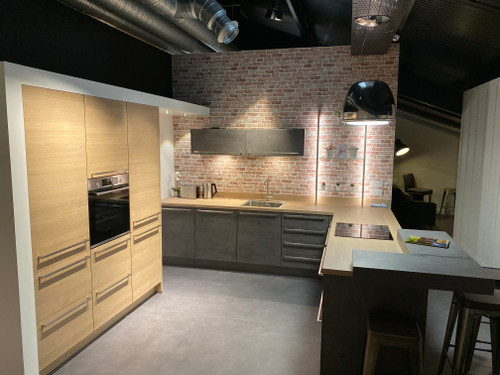 Showroom Display Kitchen
