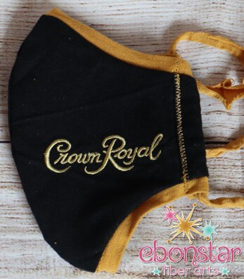 Black Crown Royal
