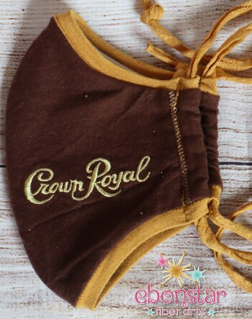 Brown Crown Royal