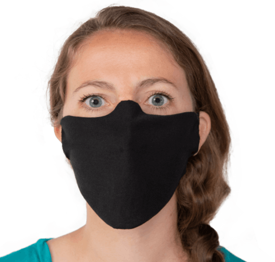 Basic Cloth 1 ply Facemask