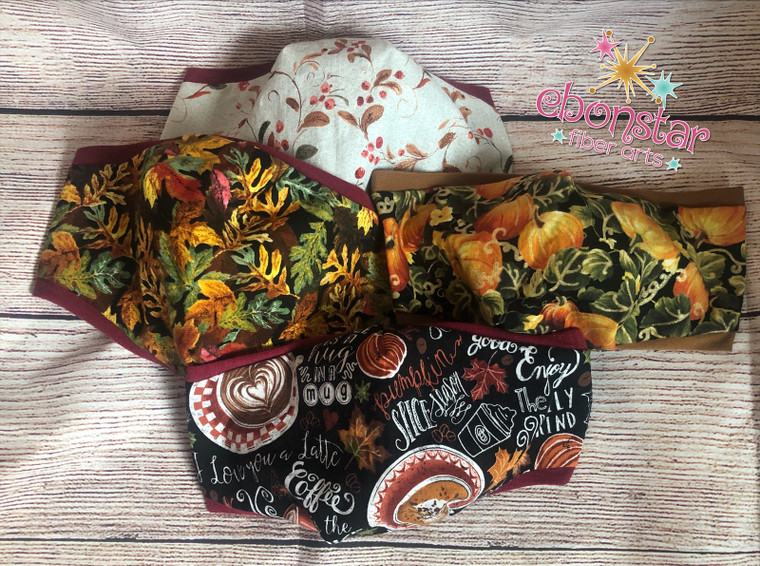 Fall Mask Collection