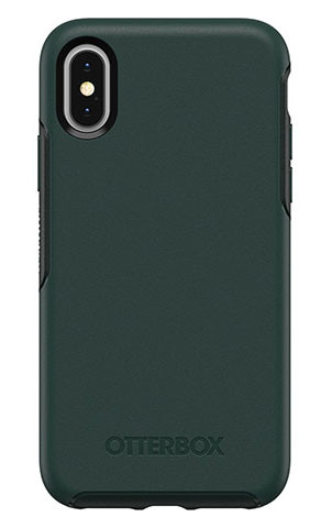 best loved bfdf8 3371c OtterBox Symmetry Case iPhone X/Xs - Ivy Meadow