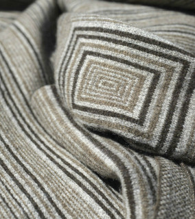 Jacquard Yak Down Knit