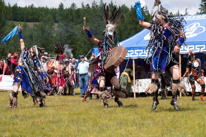 The Khövsgöl Yak Festival