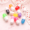 Colourful Fake Happy Pills - 10 pieces