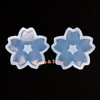 Sakura Cherry Blossom Flower Silicone Resin Mold (2 pieces)