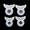 Angel Wings Silicone Resin Ring Mold (4 pieces)