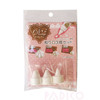 Star Piping Tips for Silicone Whip Cream (made in Japan) - 3 pieces
