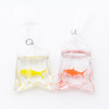 Fish in a Bag Charm (4 pieces)