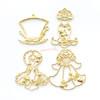 Princess Mad Hatter Theme Open Bezel Set (4 pieces)