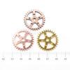 Clock Gears Resin Filler Steam Punk Set (10 pieces)