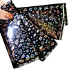 Holographic Christmas UV Resin Transfer Film (4 pieces)