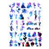 Fairytale Princess Gradient Clear Film (for UV Resin)