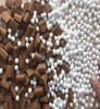 Chocolate Foam Fake Toppings (~70 pieces)