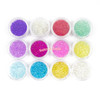 Iridescent Water Bubble Beads Assortment (12 colours)