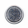 Galaxy Blue Black Micro Beads