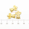 Goldfish Metal Embellishment Inclusions (10 pieces)