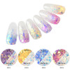 Colour Changing Glitters (6 pieces pack)