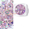 Iridescent Confetti Glitters Mix (12 pieces pack)