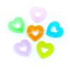 Squishy Fake Sugar Heart Cabochon (12 pieces)