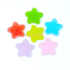 Squishy Fake Sugar Stars Cabochon (6 pieces)