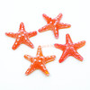 Starfish Flat Back Resin Cabochon (4 pieces)