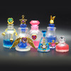 3D Fluted Perfume Bottle Silicone Mold